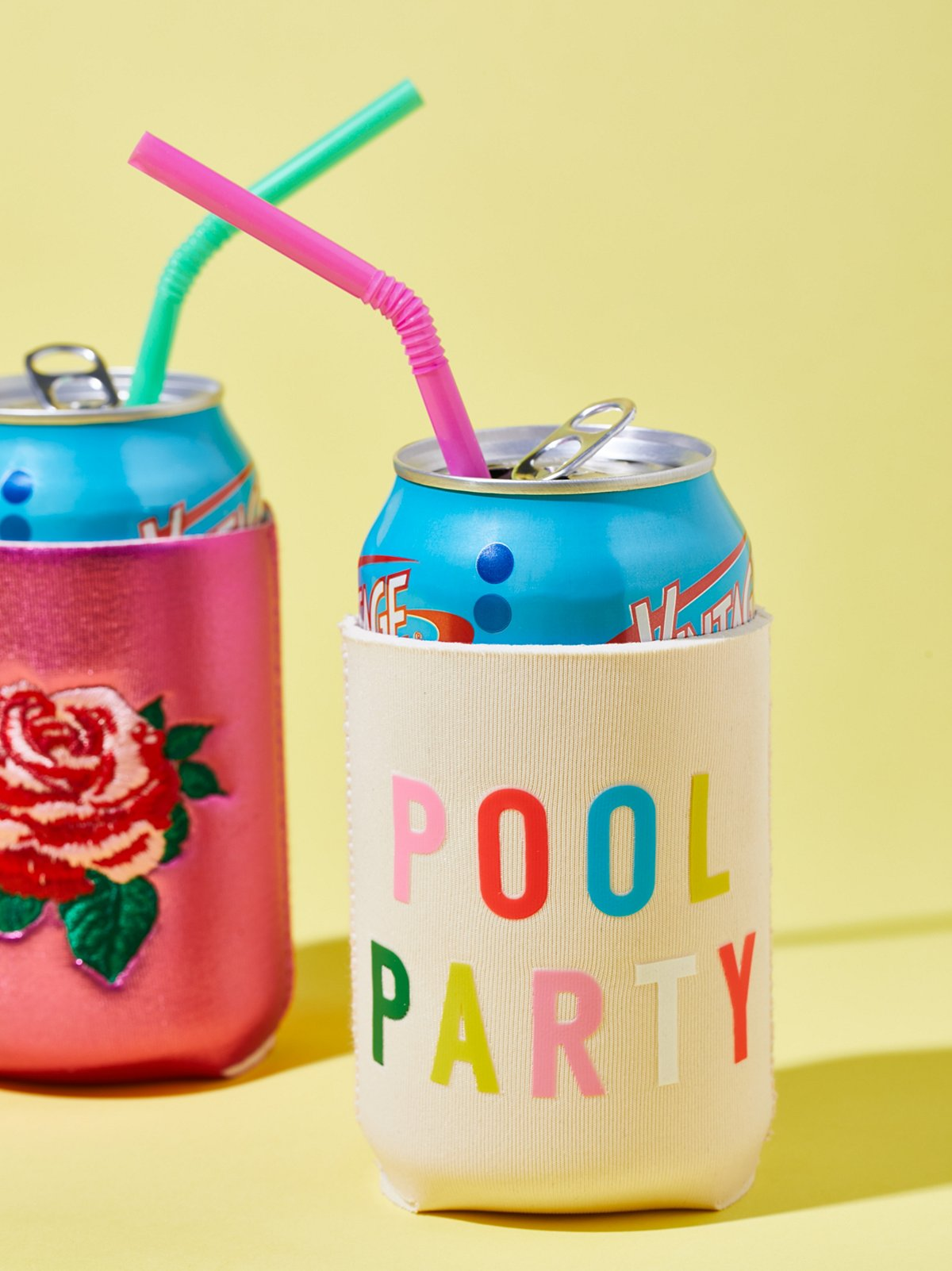 Pool Party Drink Sleeve