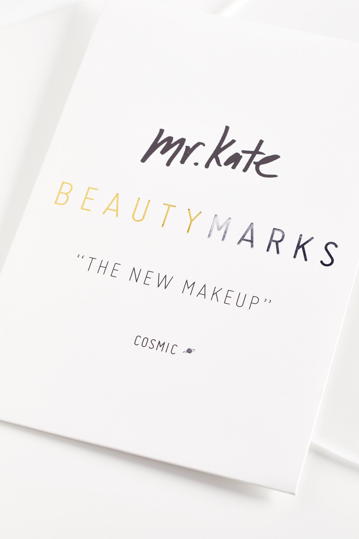 Beauty Marks - 涂鸦