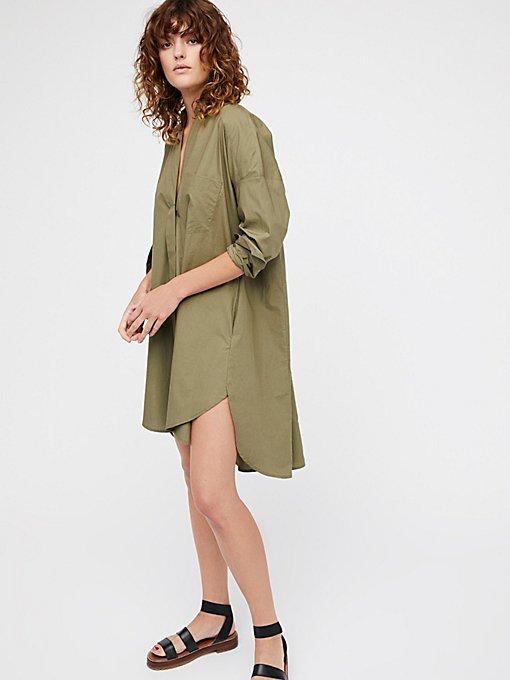 Product Image: Jet Set长裙式系扣上衣