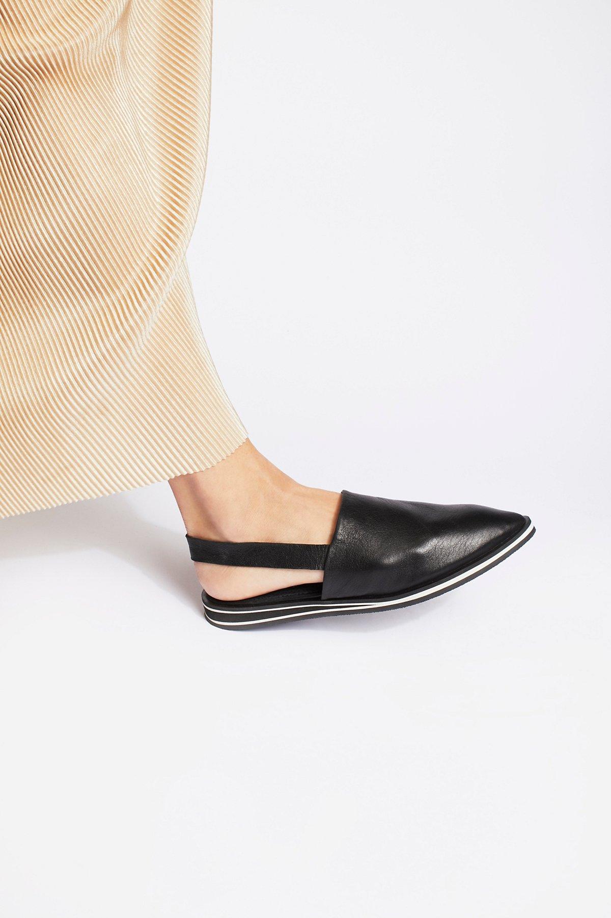 Lexa平底鞋