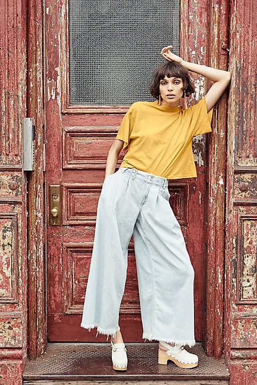 Product Image: Embry Pleated Jean
