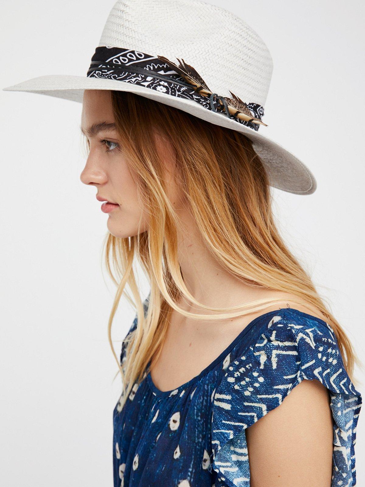 Havana Straw Hat