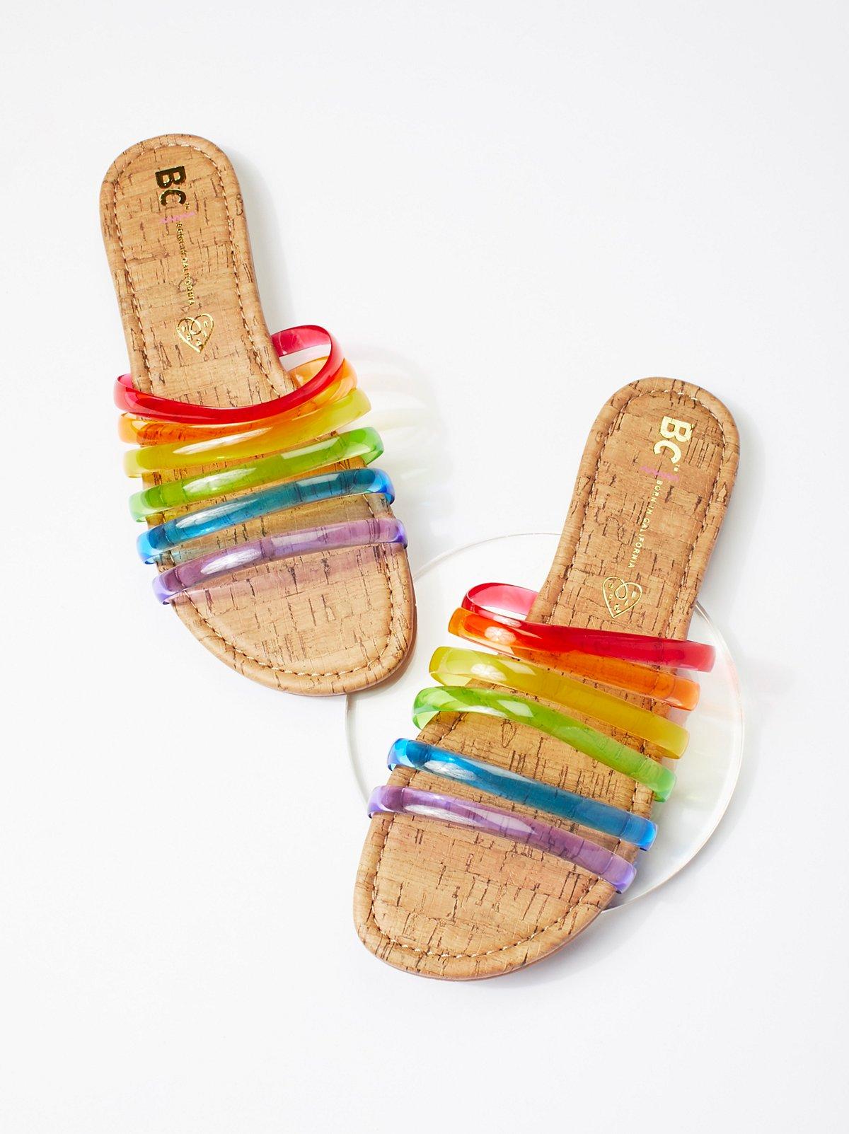 Vegan Firecracker Sandal