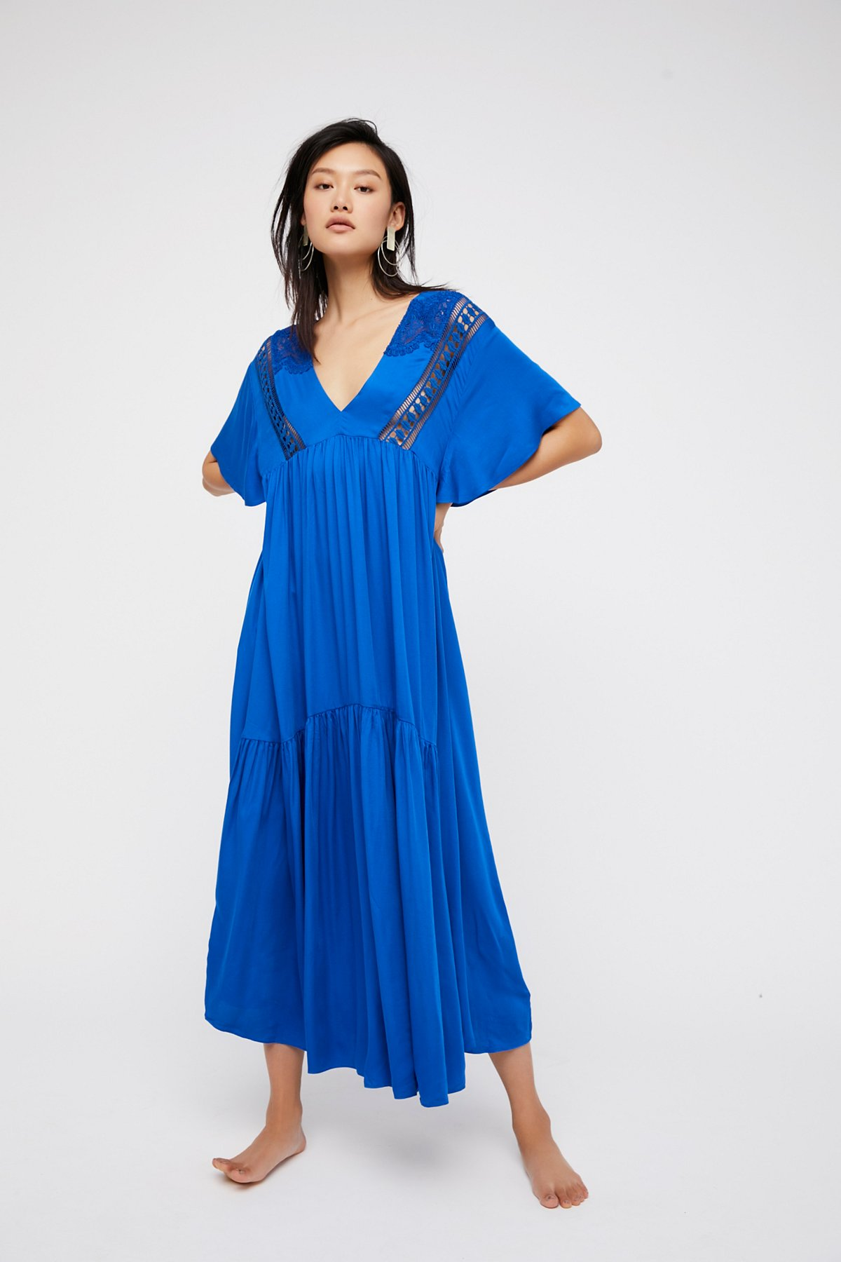 Simply Extreme Maxi Dress