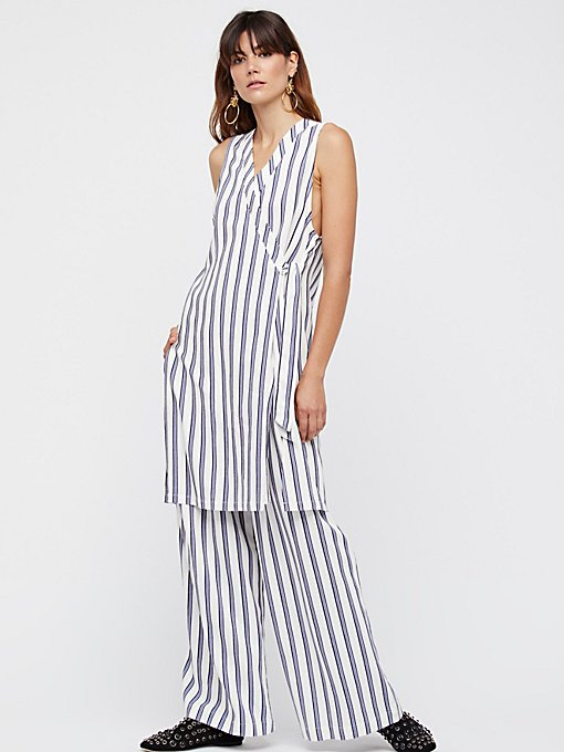 Product Image: Tuxedo Stripe Co-Ord
