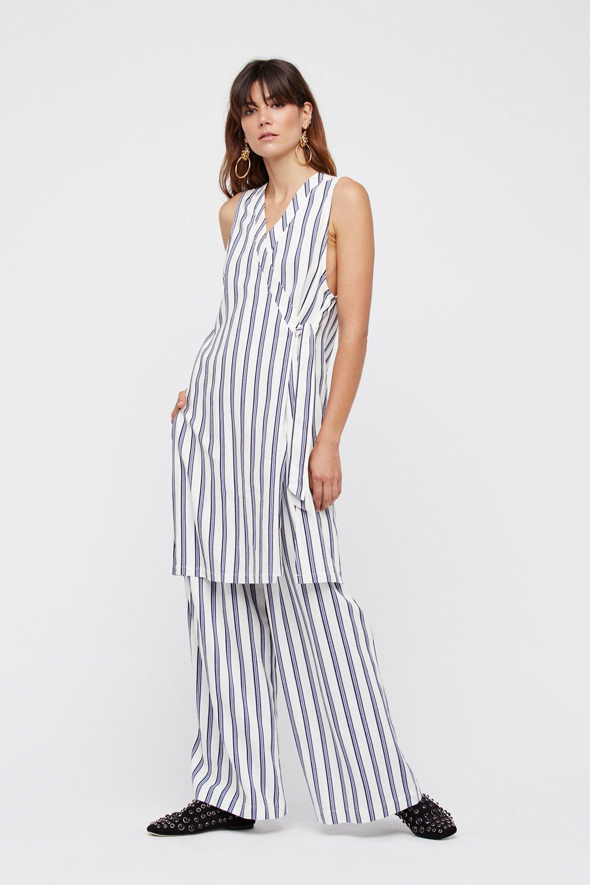 Tuxedo Stripe Set