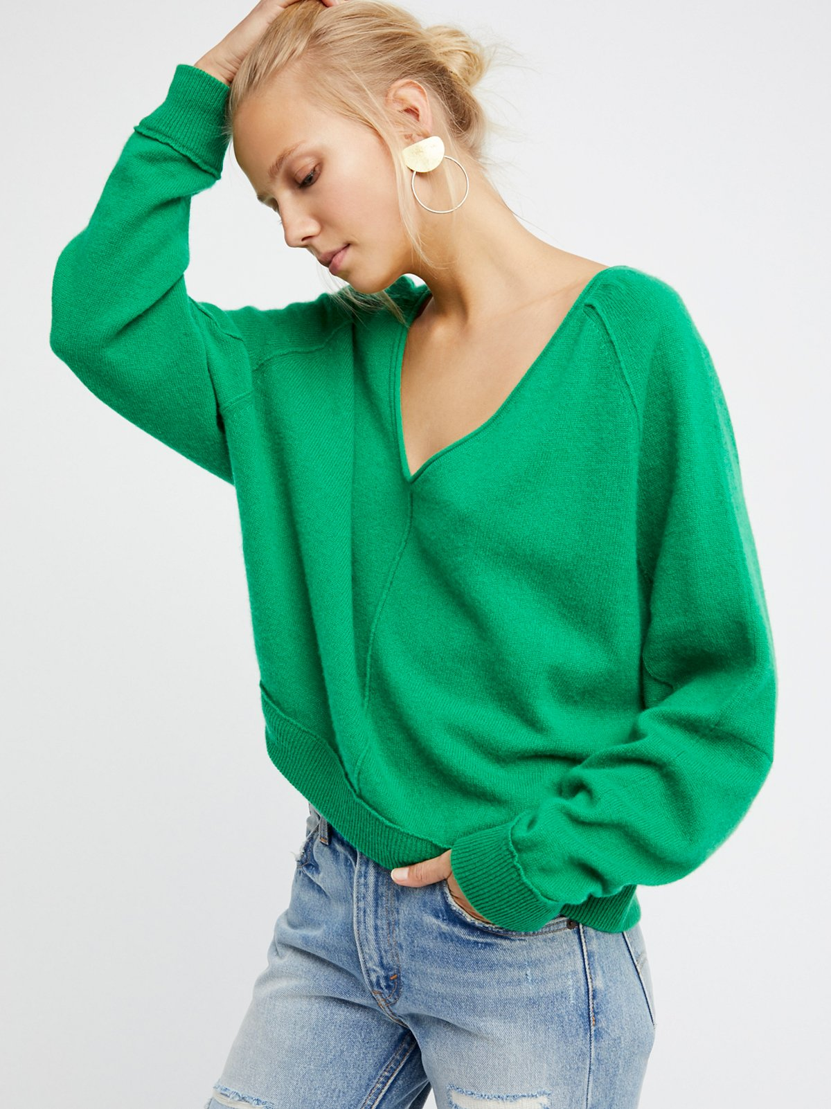 Lure Me In Cashmere Pullover