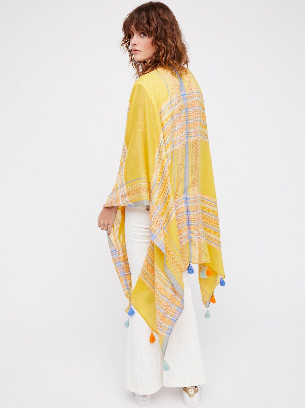 Island Fever Kimono