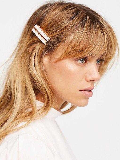 Product Image: 宝石装饰沙龙发夹