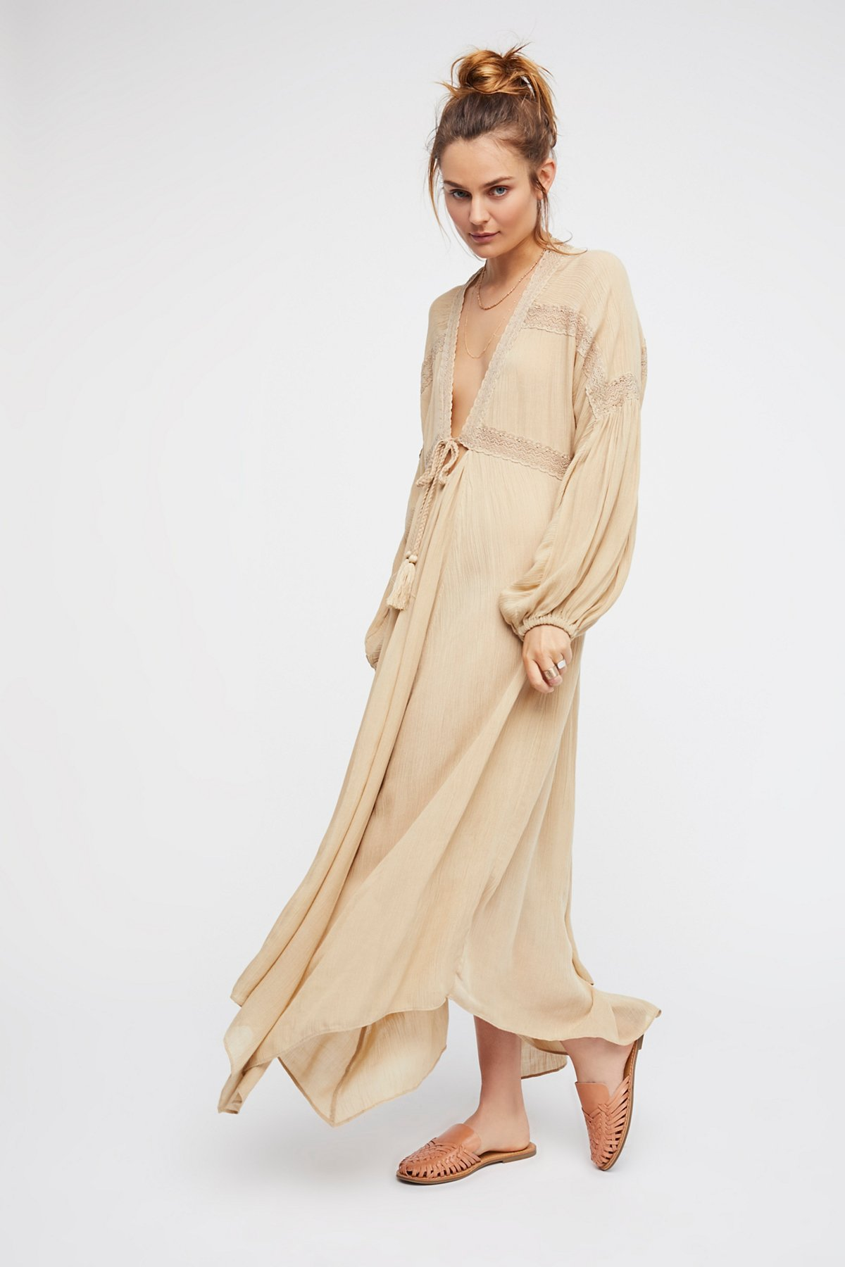 Just Like Lucy Maxi Dress