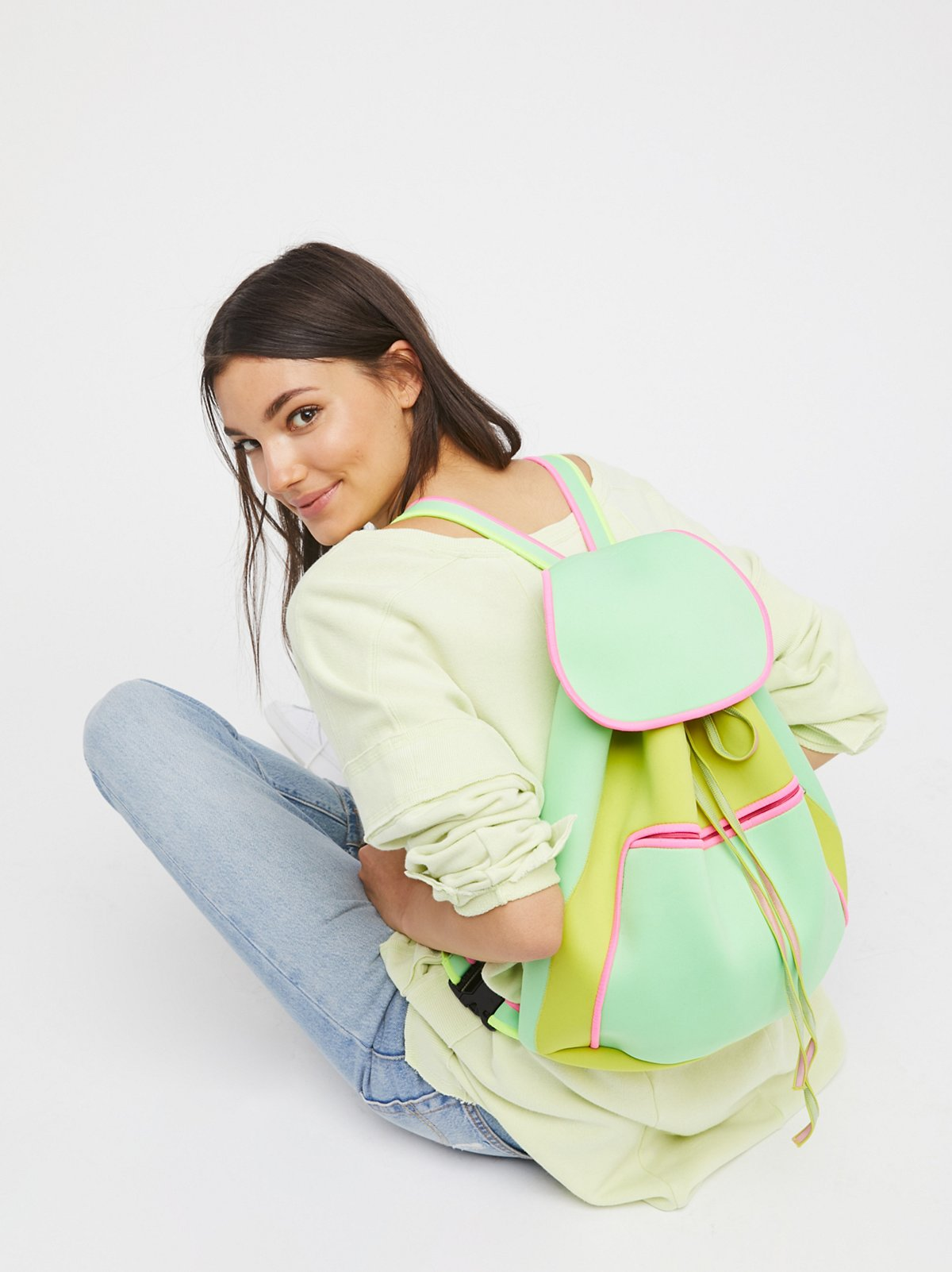 Surfs Up Neoprene Backpack
