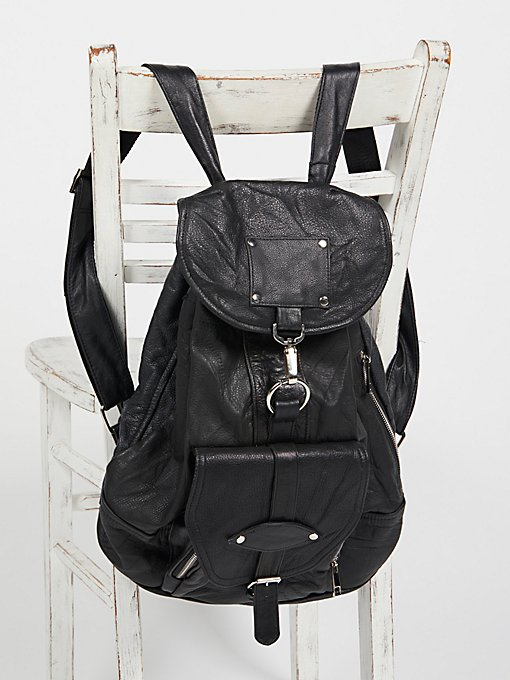 Product Image: Axl Leather Backpack
