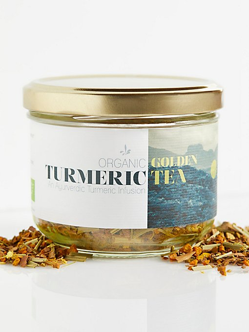 Product Image: 金黄色姜黄茶