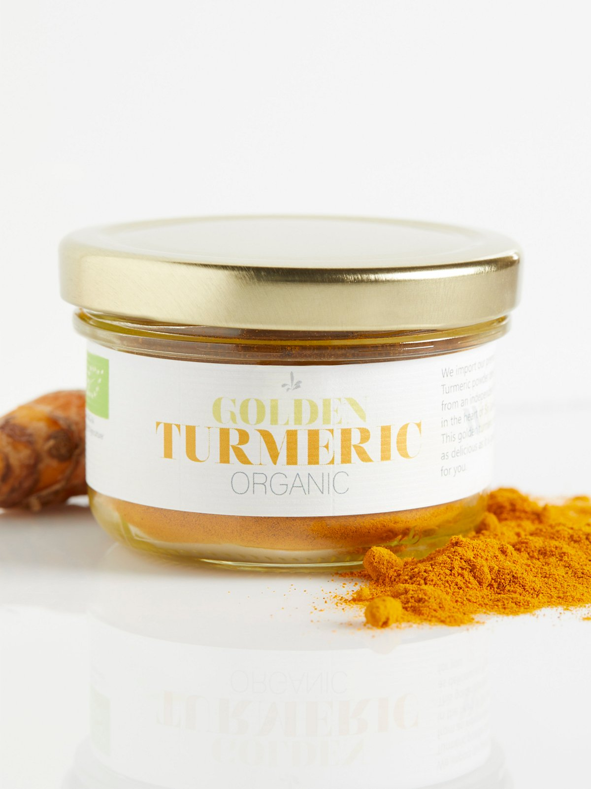 Golden Turmeric Powder