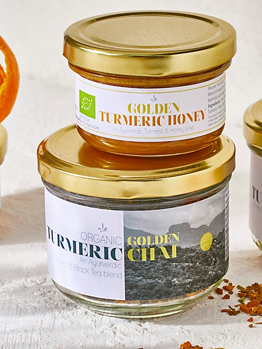 Product Image: Golden Turmeric Honey