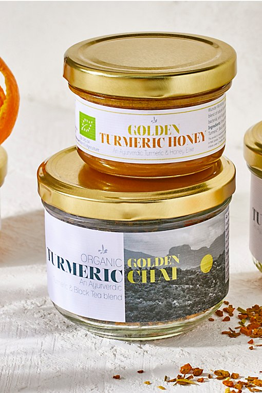 Product Image: Golden Turmeric Honey