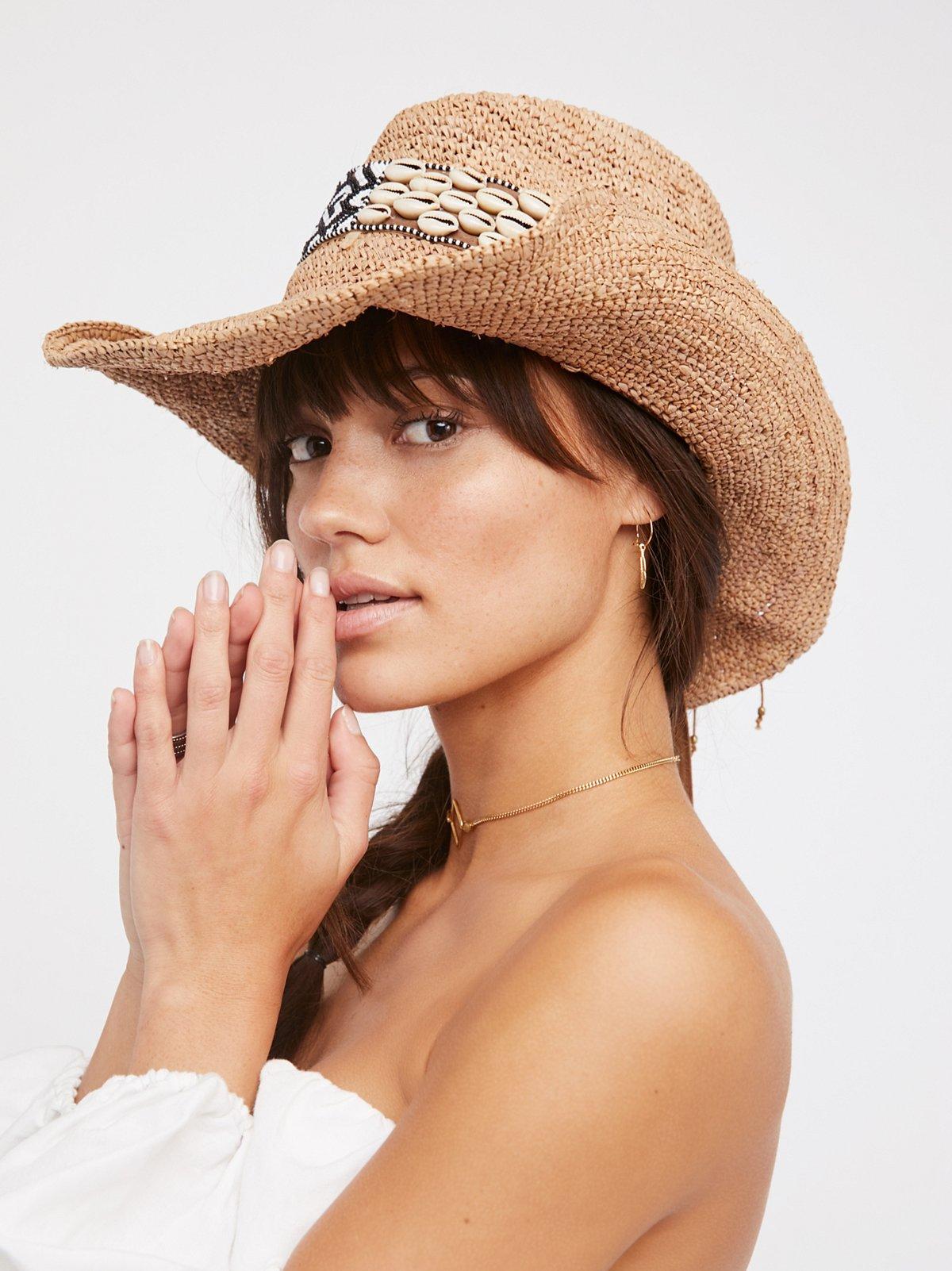 Kuba Band Straw Hat