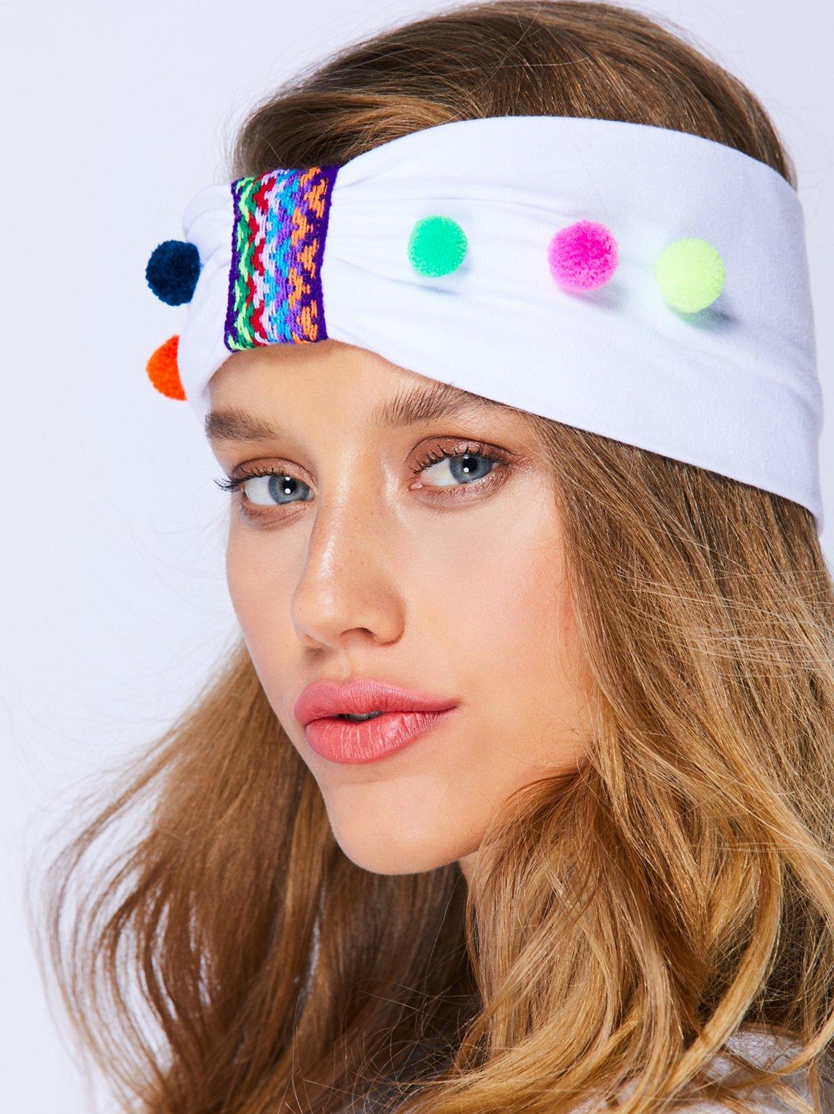 Color My World Headband