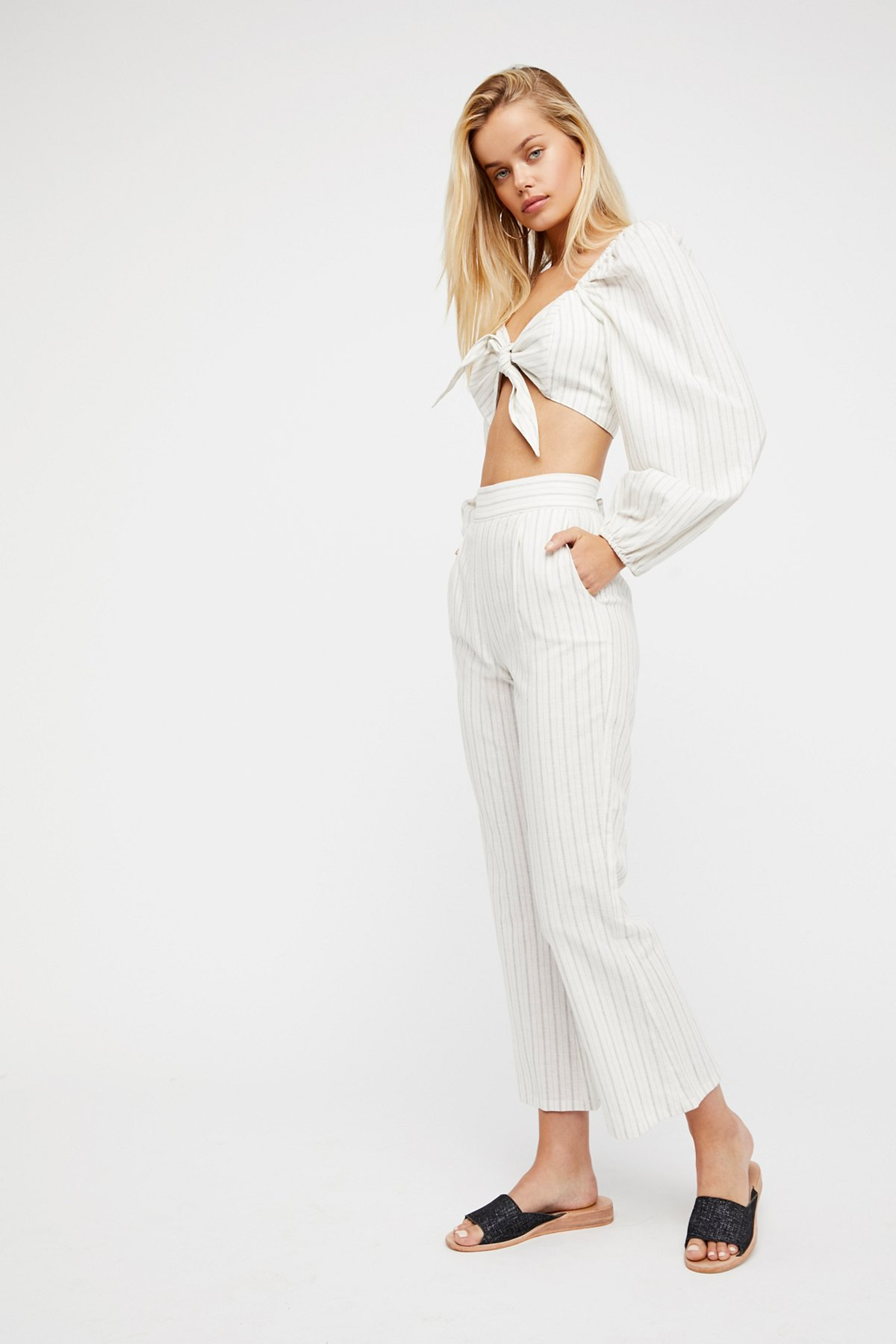 Haven Crop Co-Ord