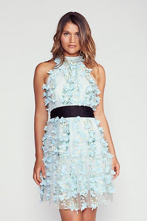 Product Image: Ruffle Up Mini Dress
