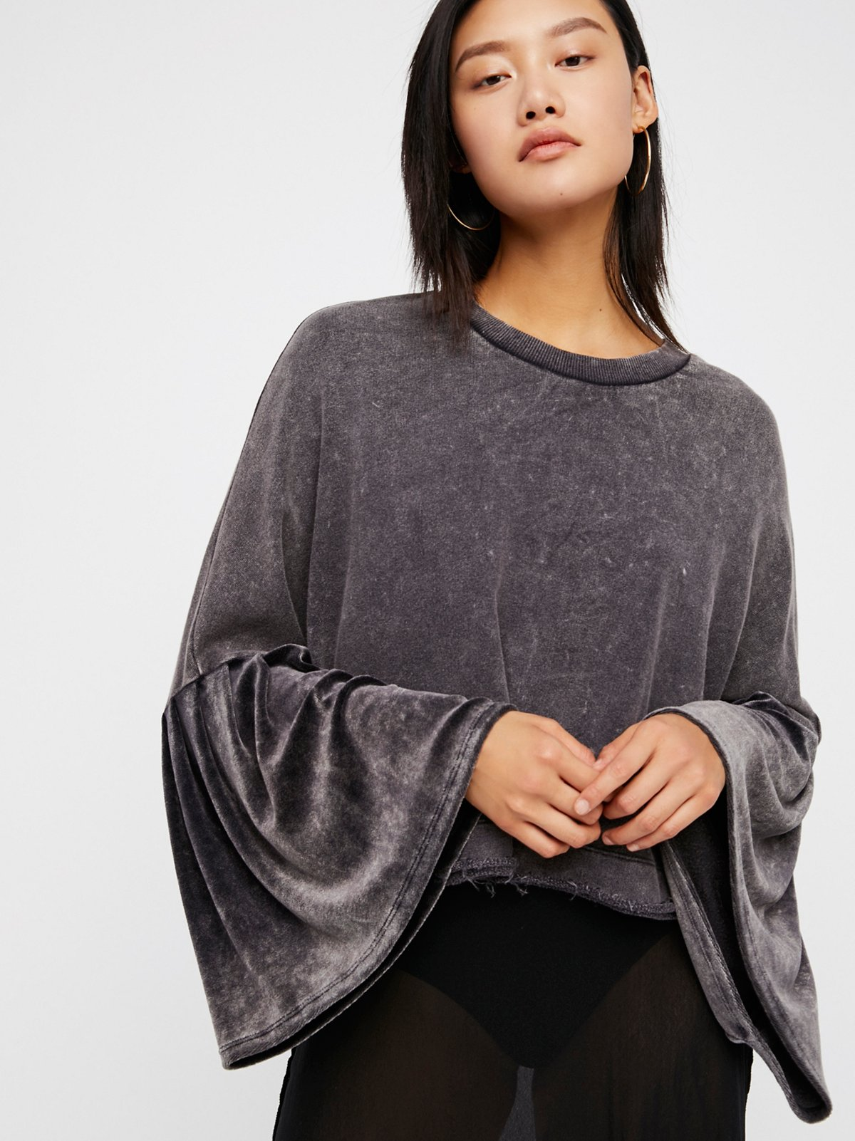 Sleeve Glorious Sleeves Pullover