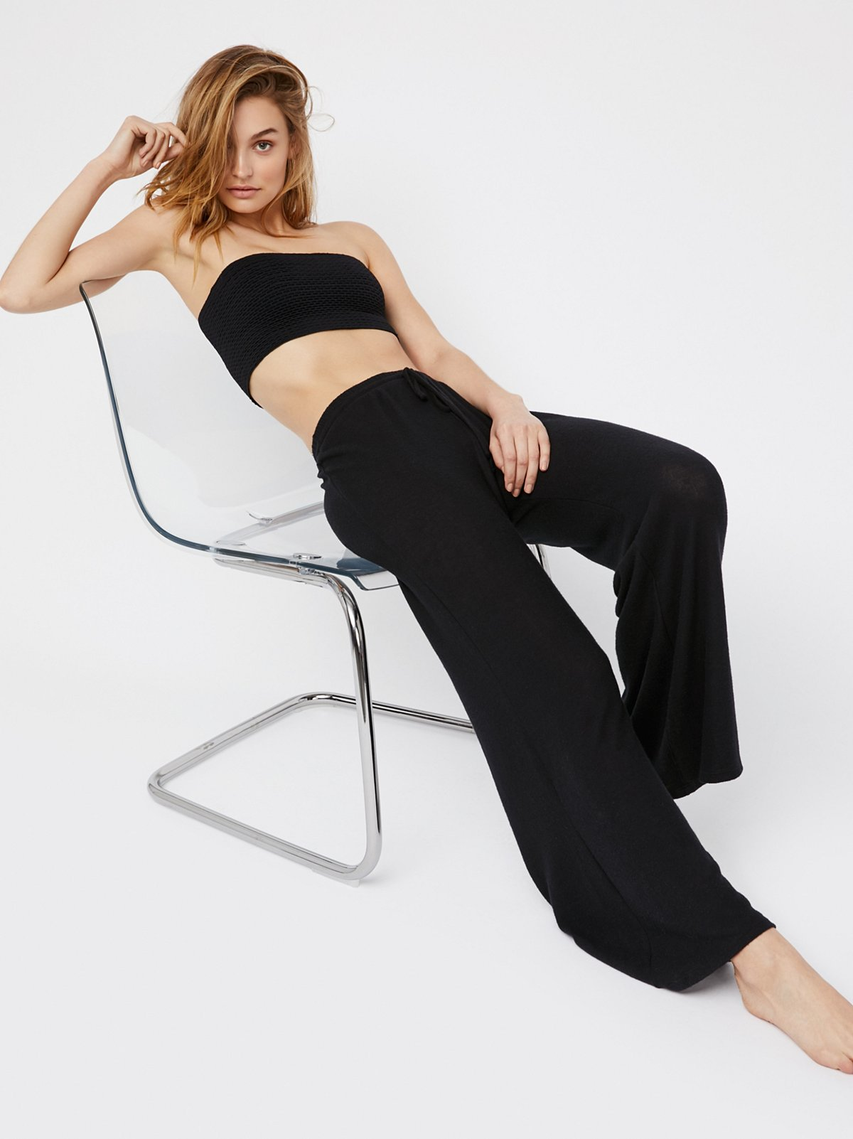 Pull On Lounge Flare