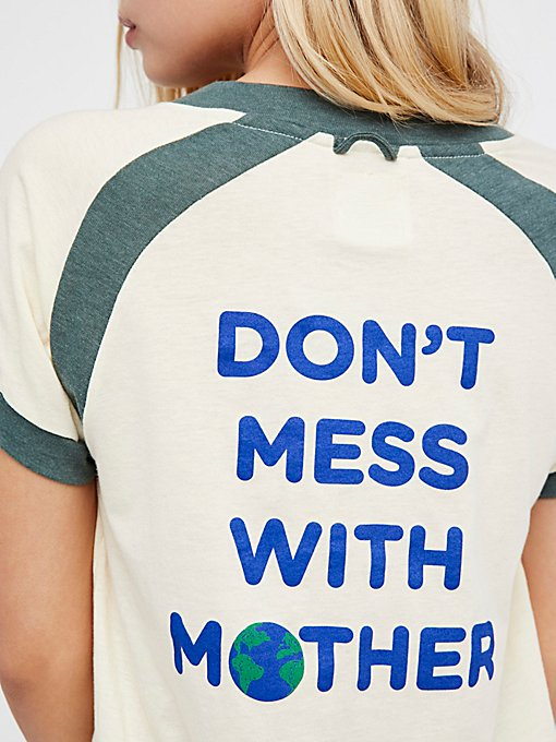Product Image: Don't Mess With Mother Tee