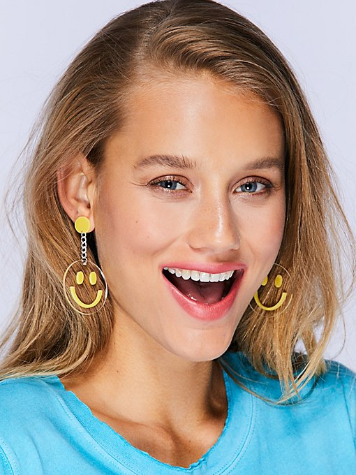 Product Image: Happy Earrings