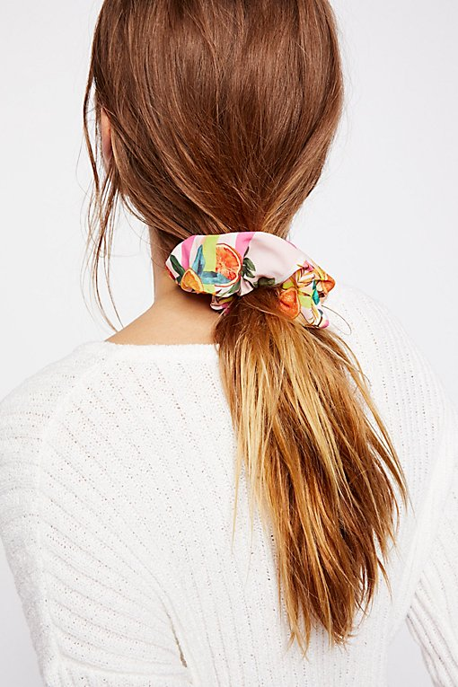 Product Image: Printed Scrunchie