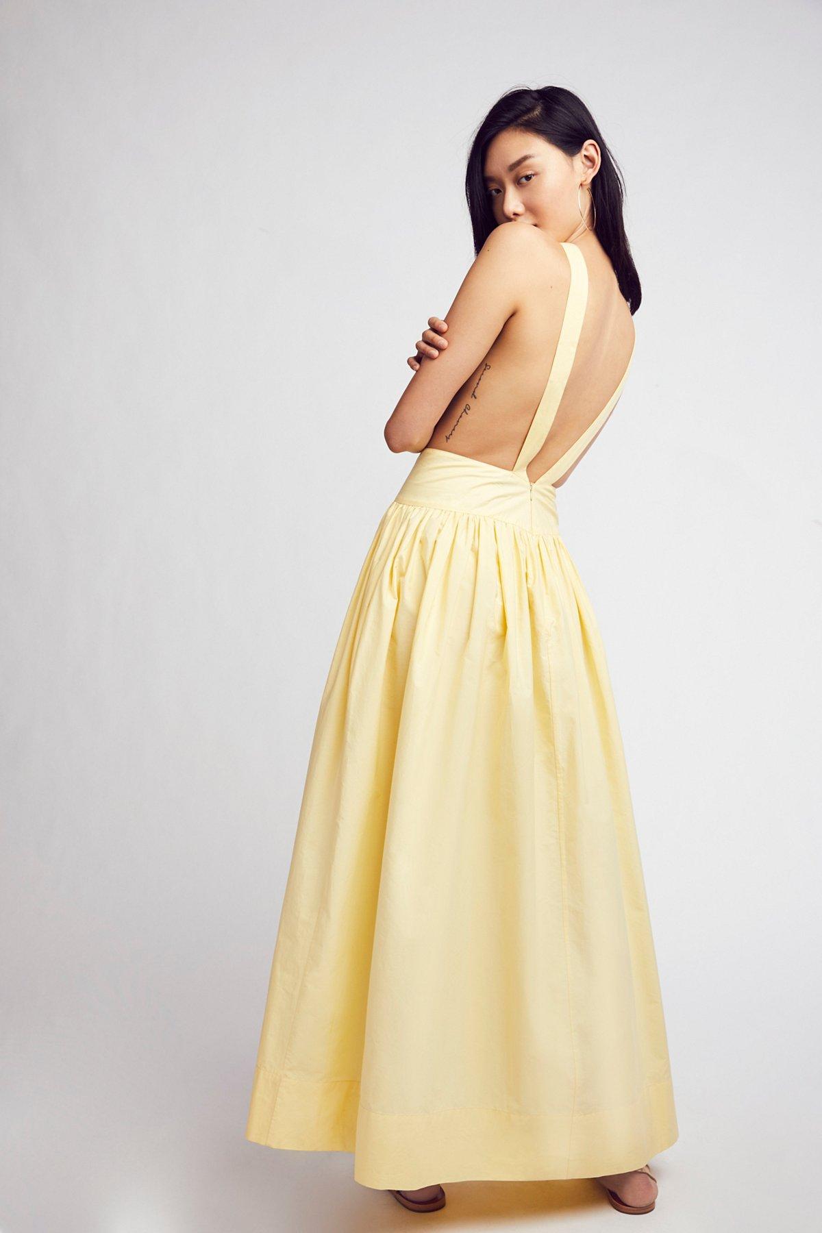 Zephyr Pinafore Dress