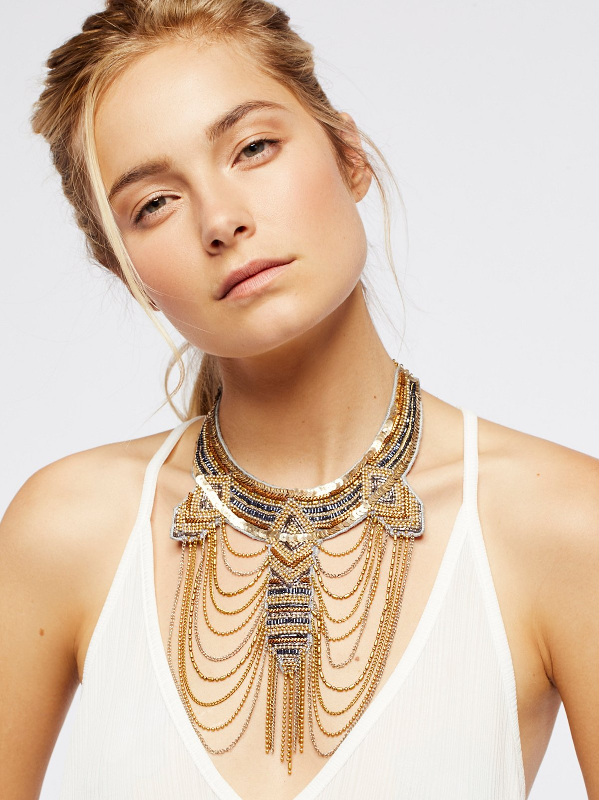 The Motto Metal Collar