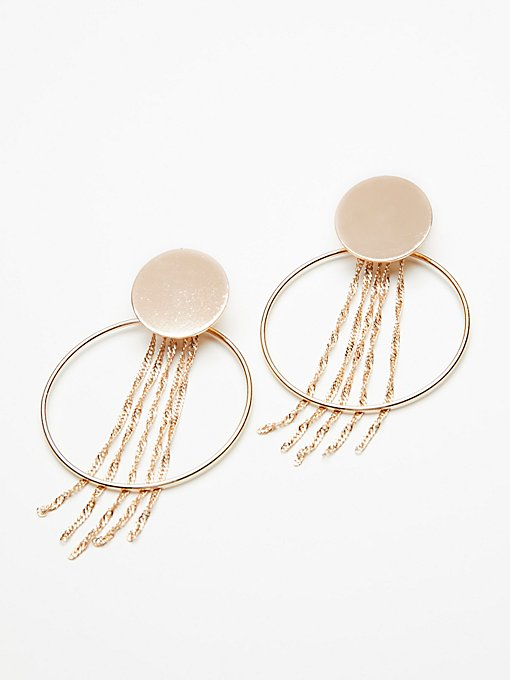 Product Image: Collins Fringe Hoops