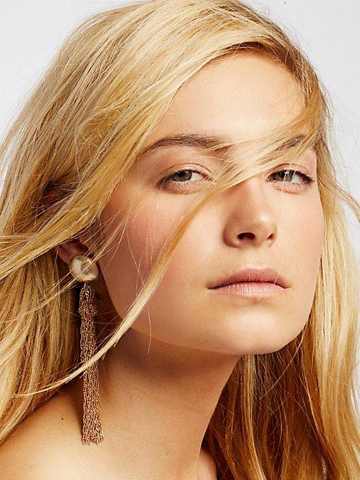 Product Image: Downtown Tassel Earrings