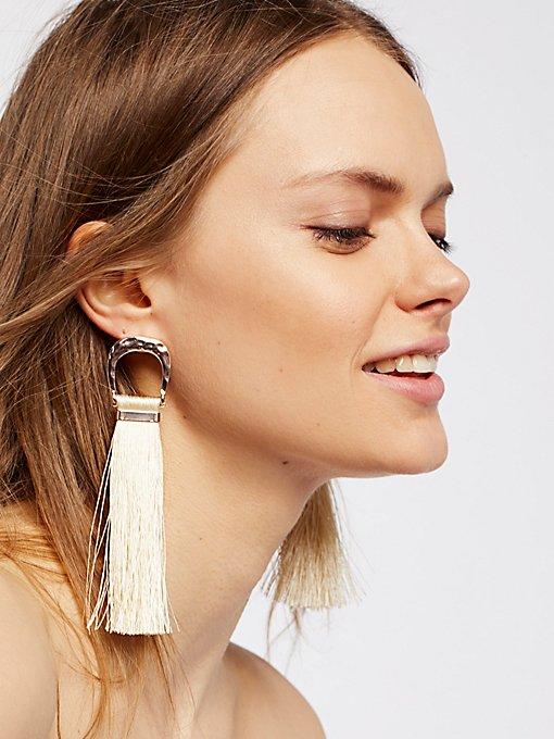 Product Image: Valerie Tassel Earrings