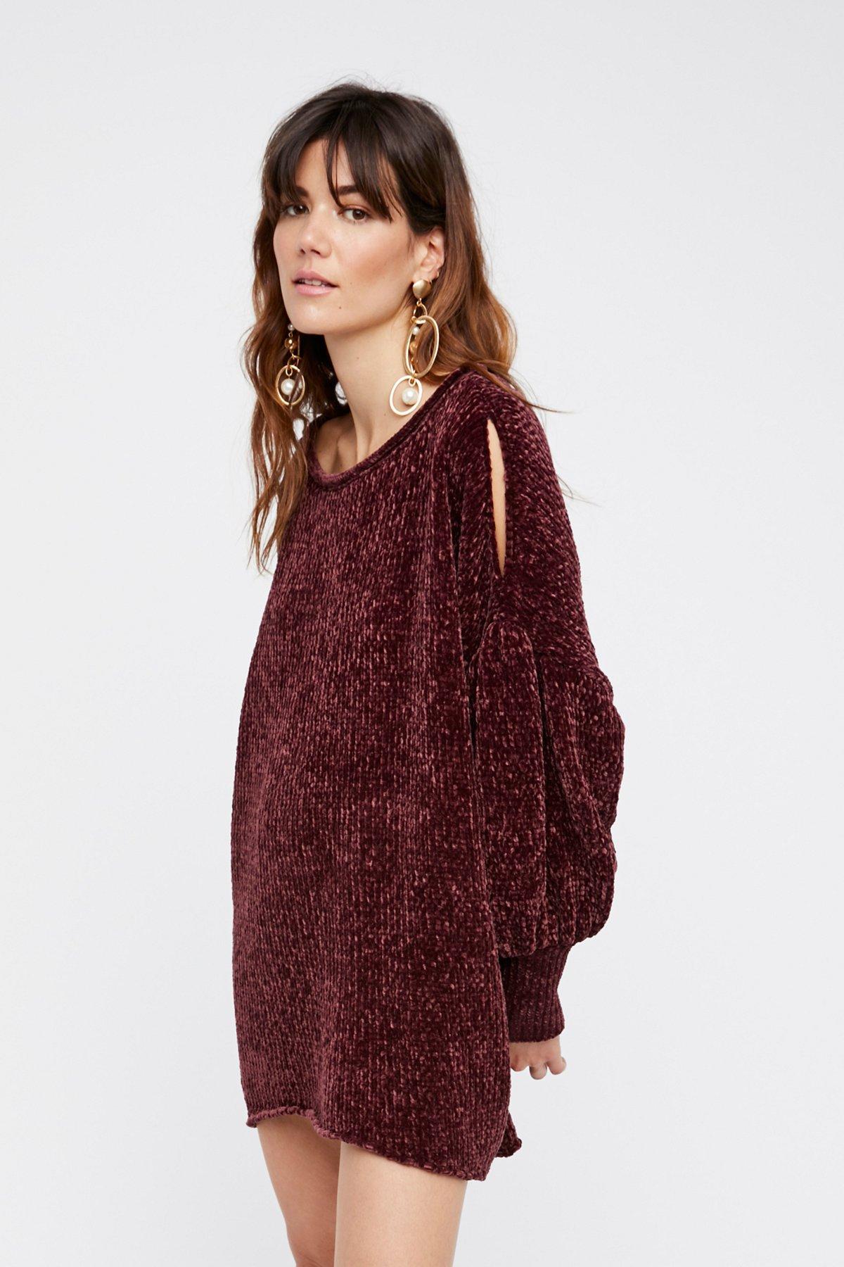 Moonbeam Pullover