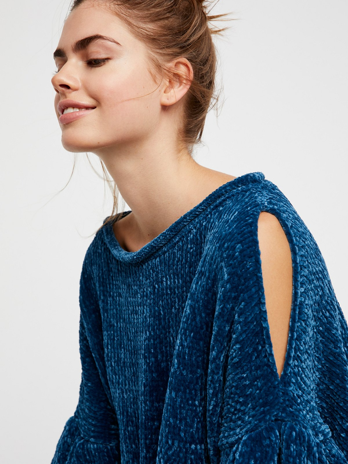 Moonbeam Pullover