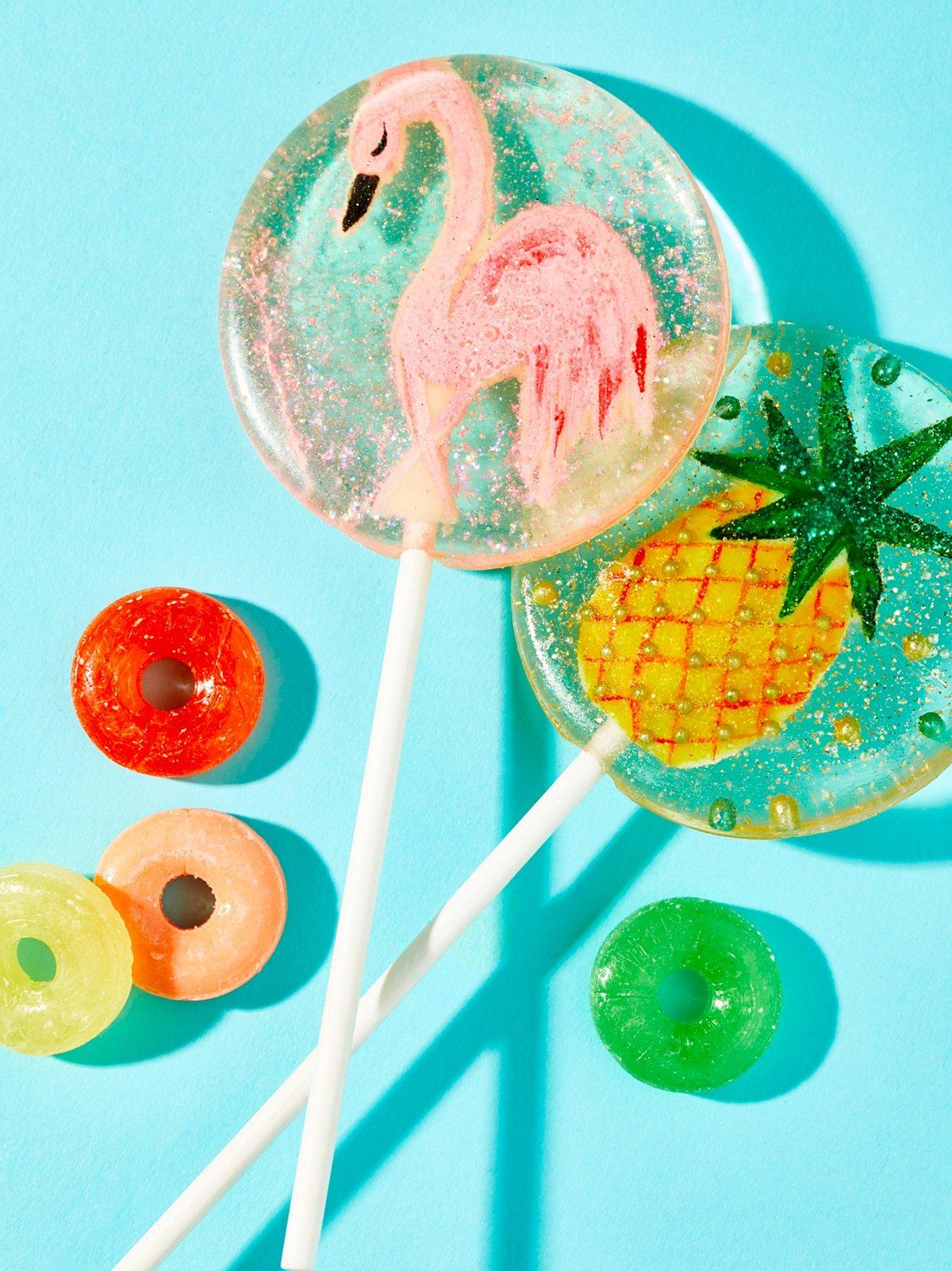 Taste Of Magic Lollipops