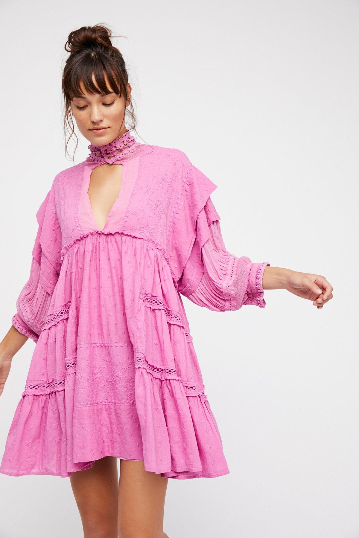 Heartbreaker Mini Dress