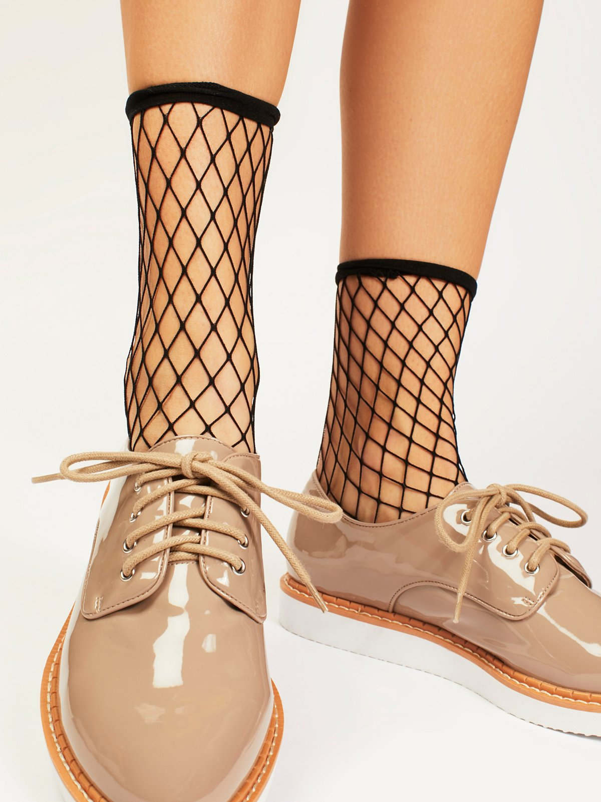 Sugar Sugar Fishnet Anklet