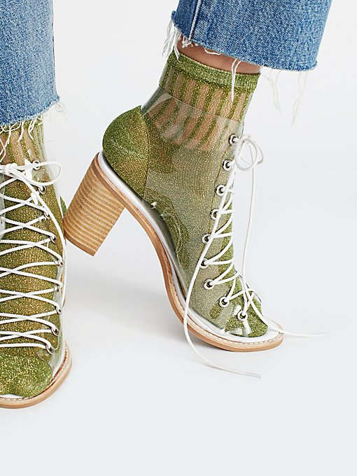 Product Image: Roseland Lurex Anklet