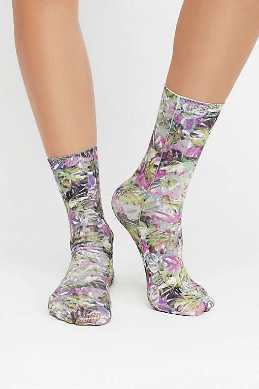 Product Image: Stole The Show Printed Sock