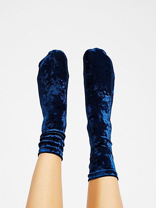 Product Image: Go Go Velvet Sock