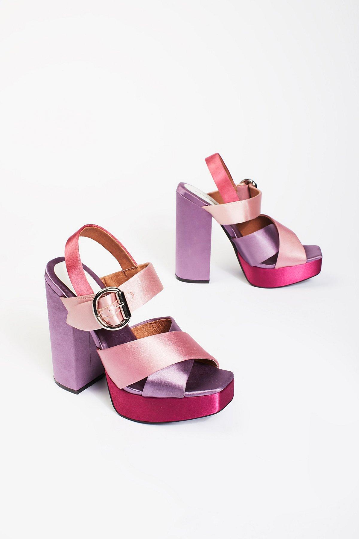 Daze厚底鞋