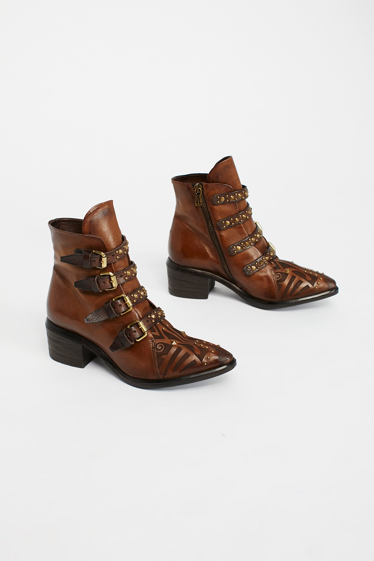 Eastern State Ankle Boot
