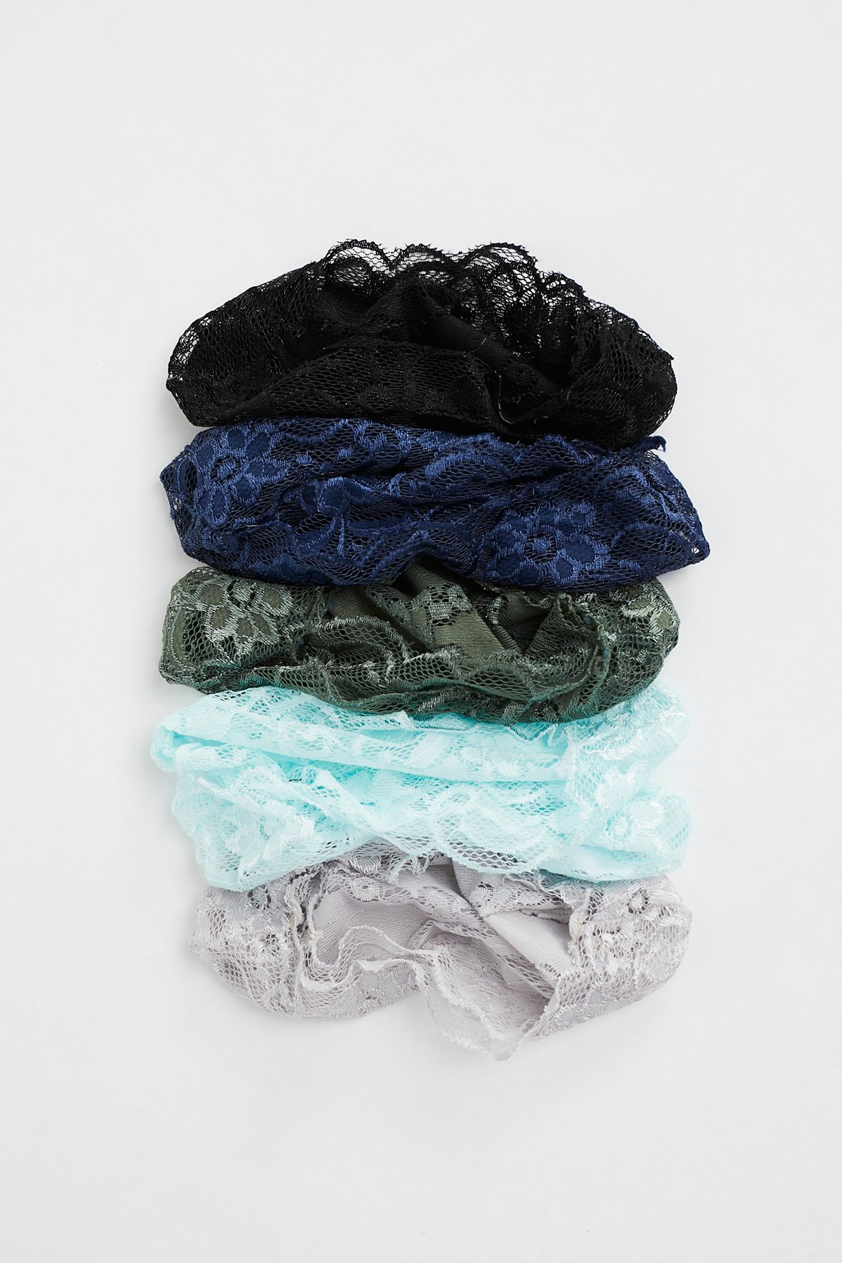 Lace Liners: Set of 5