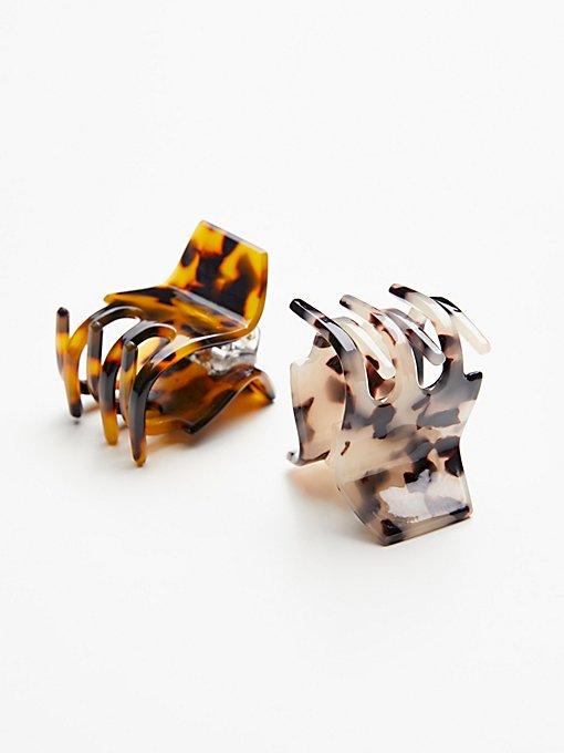 Product Image: 必备爪形发卡两件套