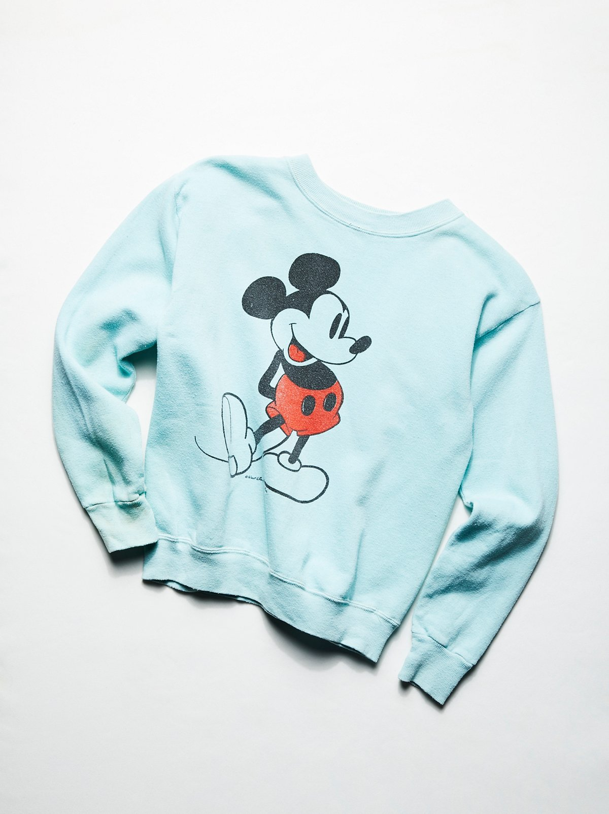 Vintage 1980s Mickey Mouse Sweatshirt