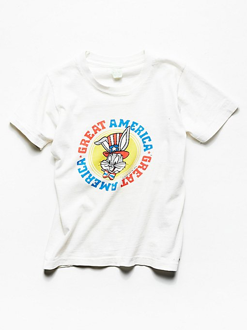 Product Image: Vintage 1970s Bugs Bunny Tee