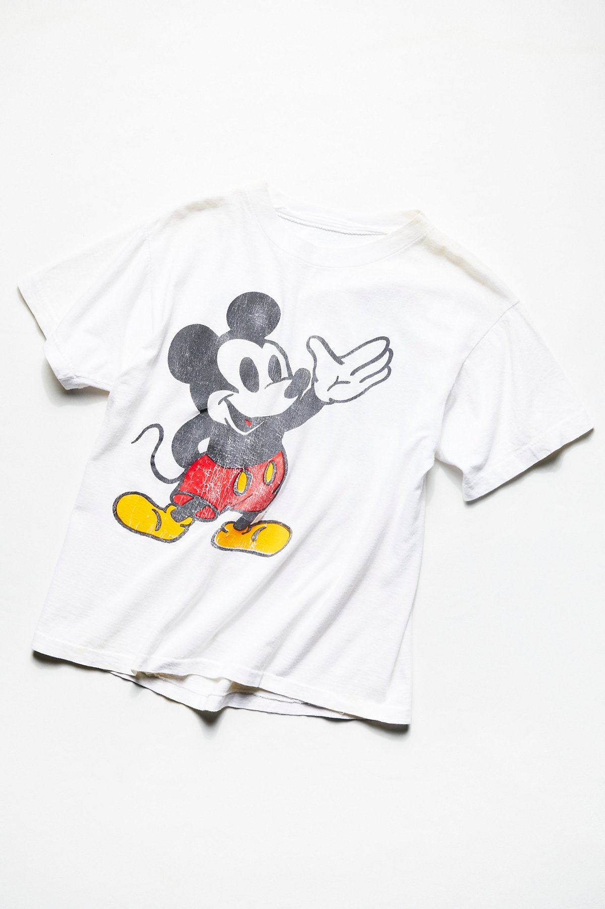 Vintage 1970s Mickey Mouse Tee