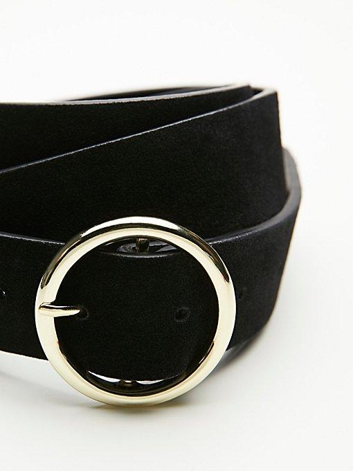 Product Image: Audrey Suede Belt